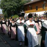 Gaufest 2019, Trachtenverein Alpenrose e.V. Nußdorf
