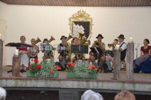 Alpenrose Trachtenverein, Vereinsmusik