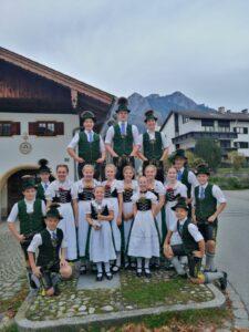 Preisplattler 2019, Trachtenverein Alpenrose